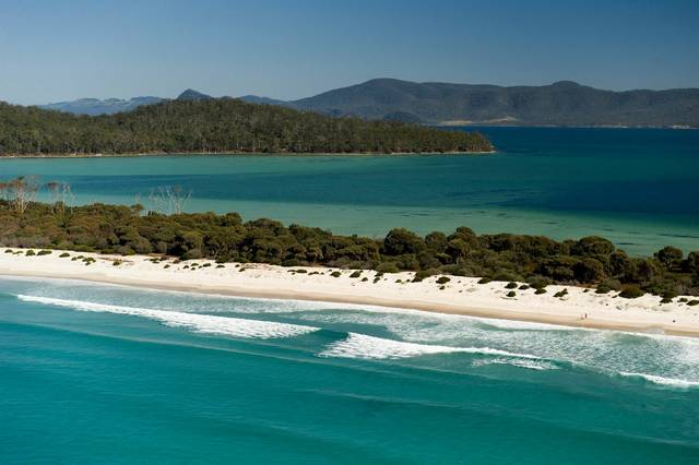 tasmanie maria island walk-australie