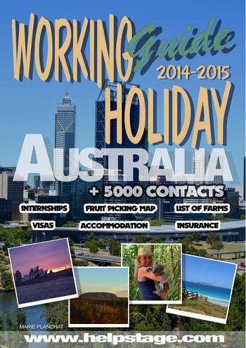 Guide Australie Backpackers 2014