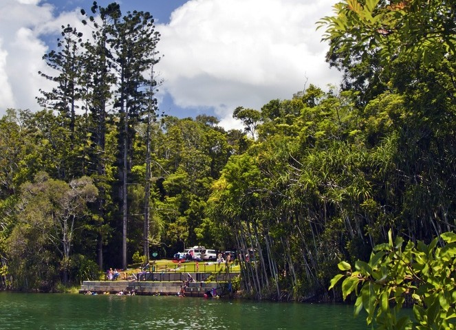 Lake-Eacham-Australia
