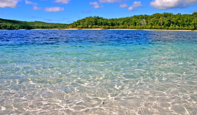 Lake-McKenzie-Australia