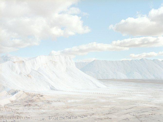 Mine de Sel en Australie