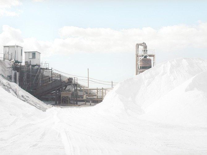 Mine de sel - exploitation