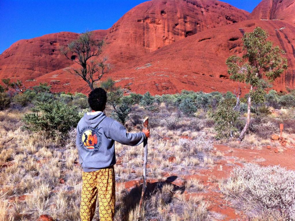 Monts Olgas Australie 1
