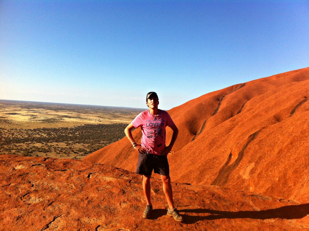 Uluru Australie 3