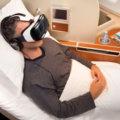 Des casques de réalité virtuelle dans les avions Qantas