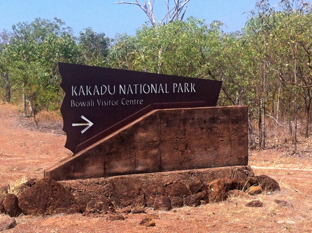 Kakadu National Parc Australie