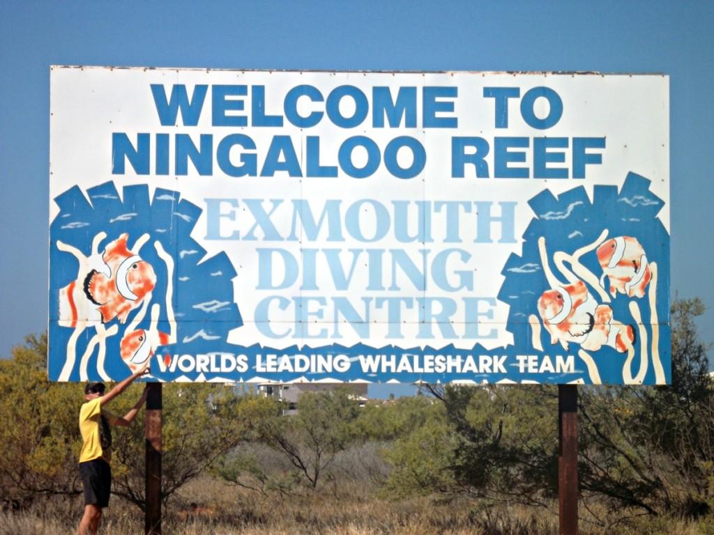 Ningaloo Reef Australie