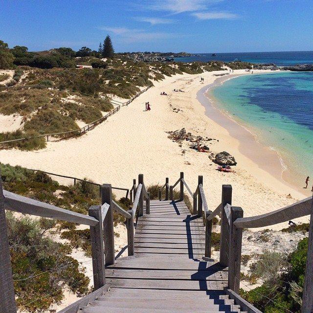 Rottenest island Australie