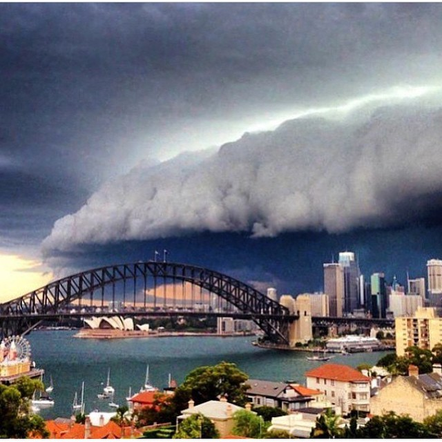 tempête australie, sydney