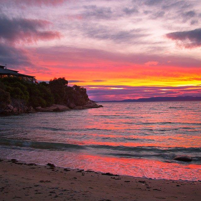 Coles Bay  Photo Australie Instagram