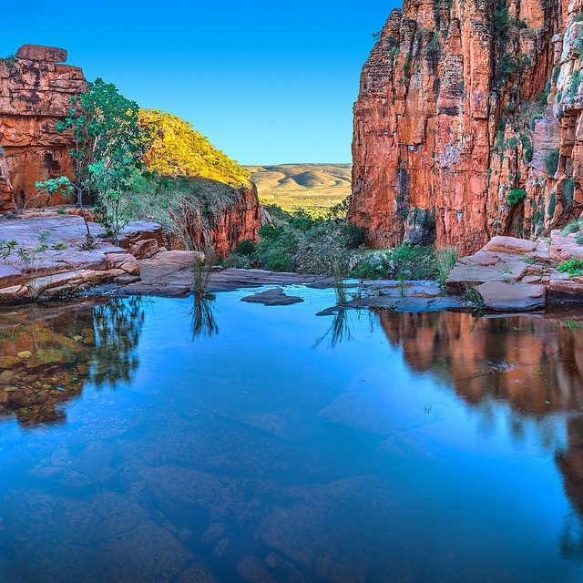 imberley region Photo Australie Instagram