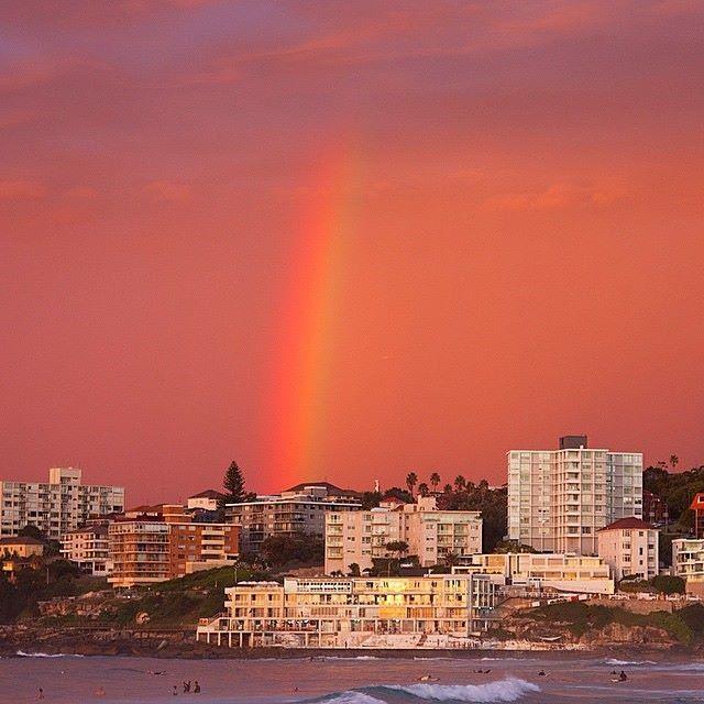 Sydney lever du soleil