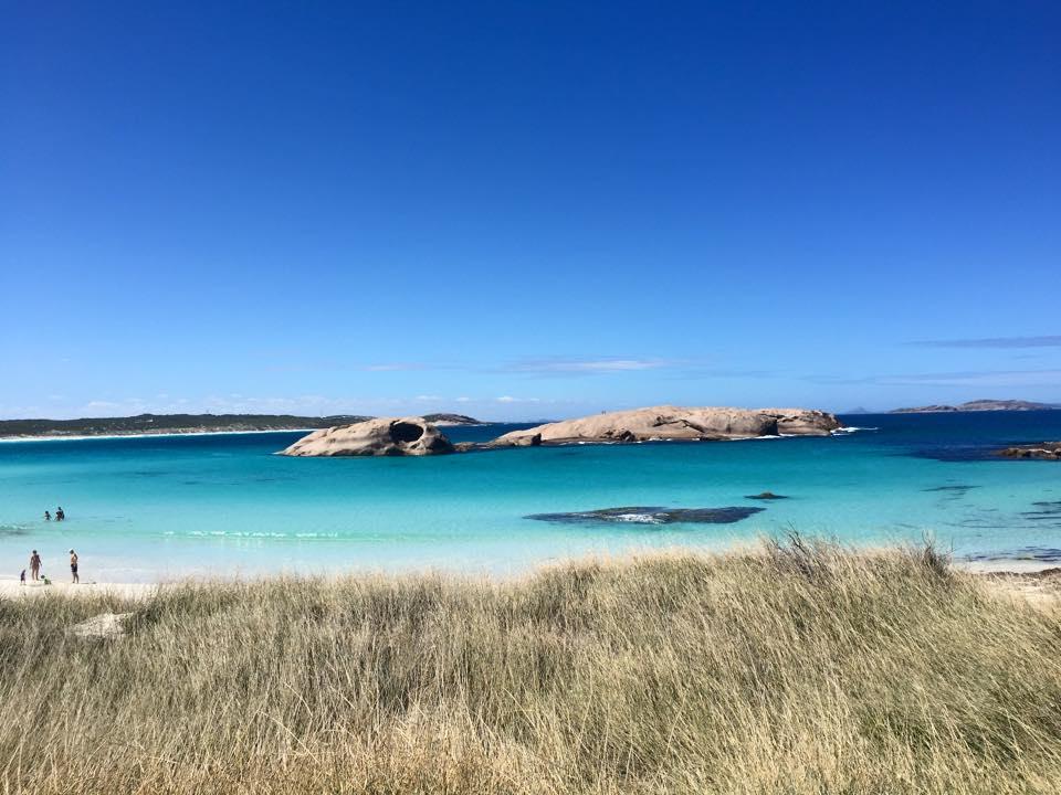 Esperance , Cap Le Grand Australie