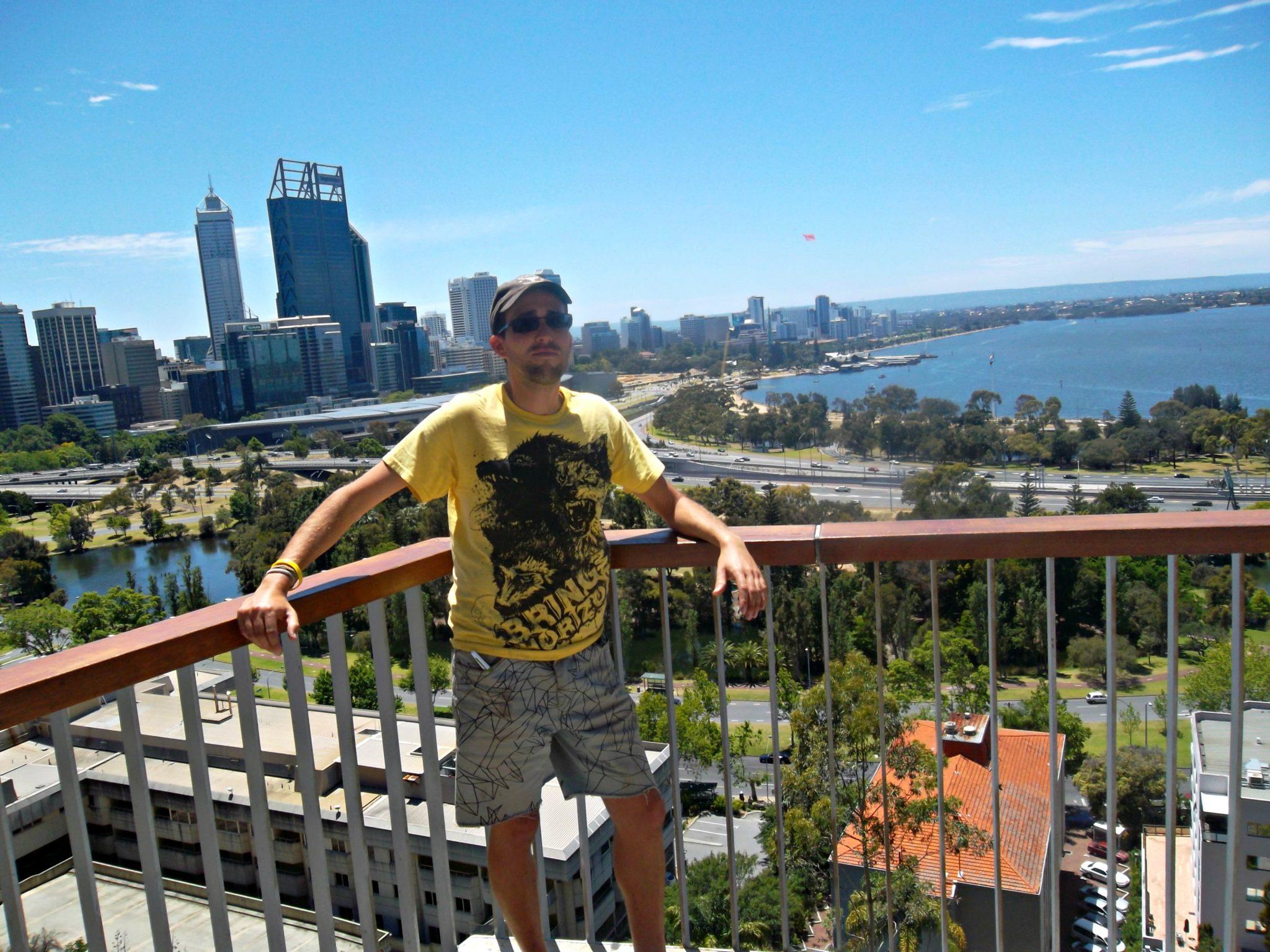 Kings Parc, Perth