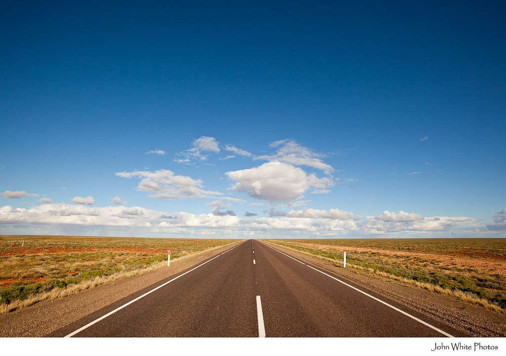 Stuart Highway Pimba South Australia