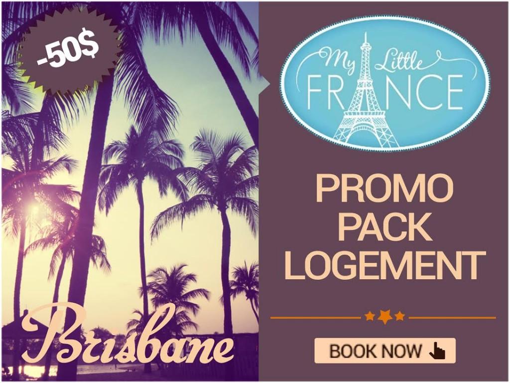 Promo My little France Brisbane