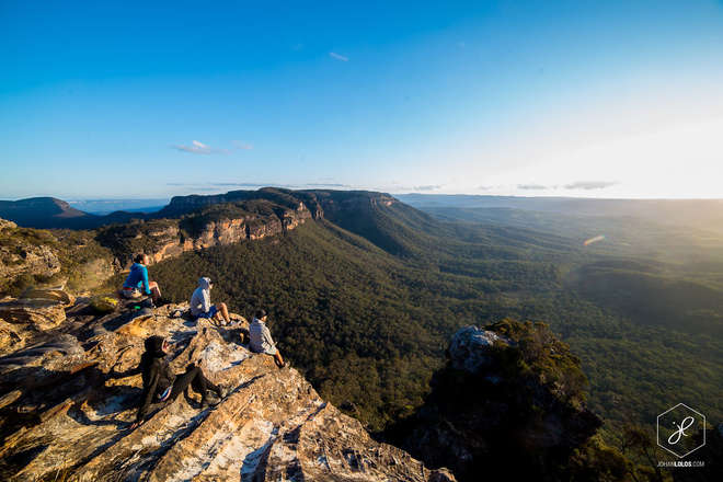 Blue-Mountains Australie