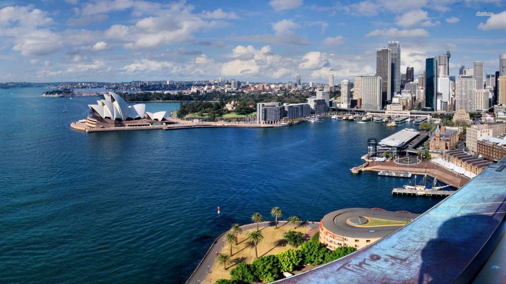 Sydney Baie Australie