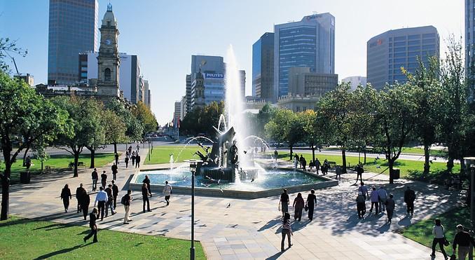 Adelaide Australie
