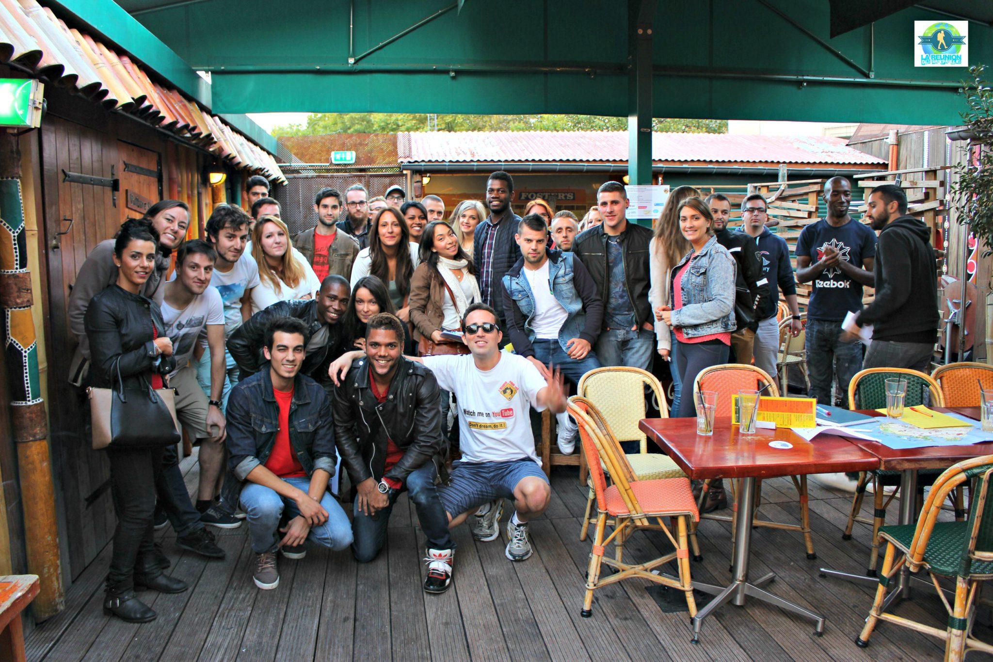 Reunion Backpackers Australie