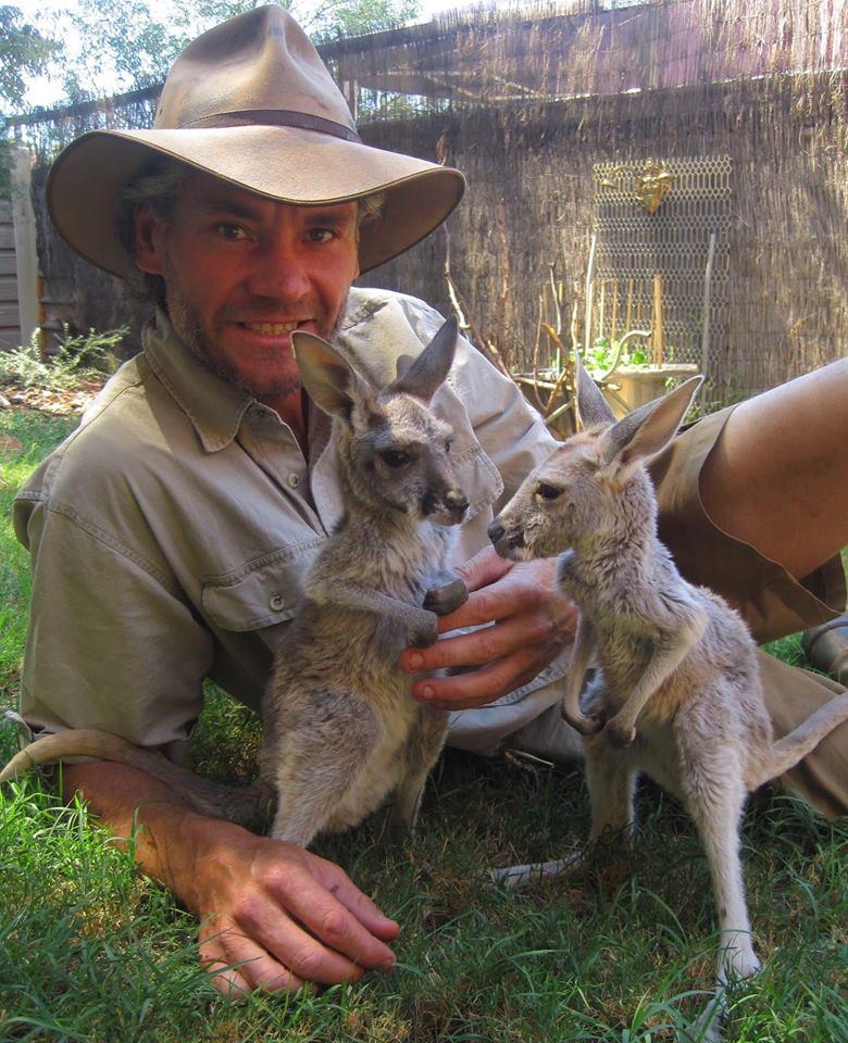 The Kangaroo Sanctuary Alice Spring