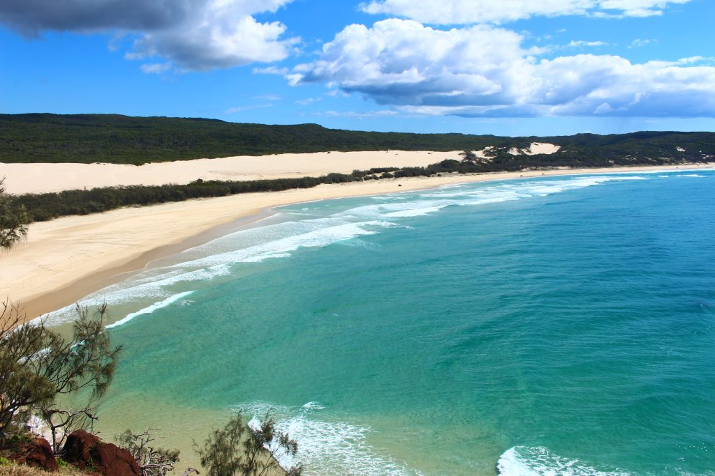 Indian Heads, Fraser Island