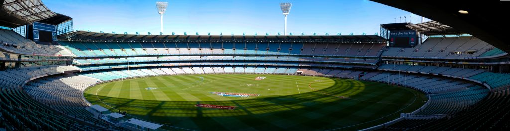 Melbourne Cricket Stadium, Melbourne