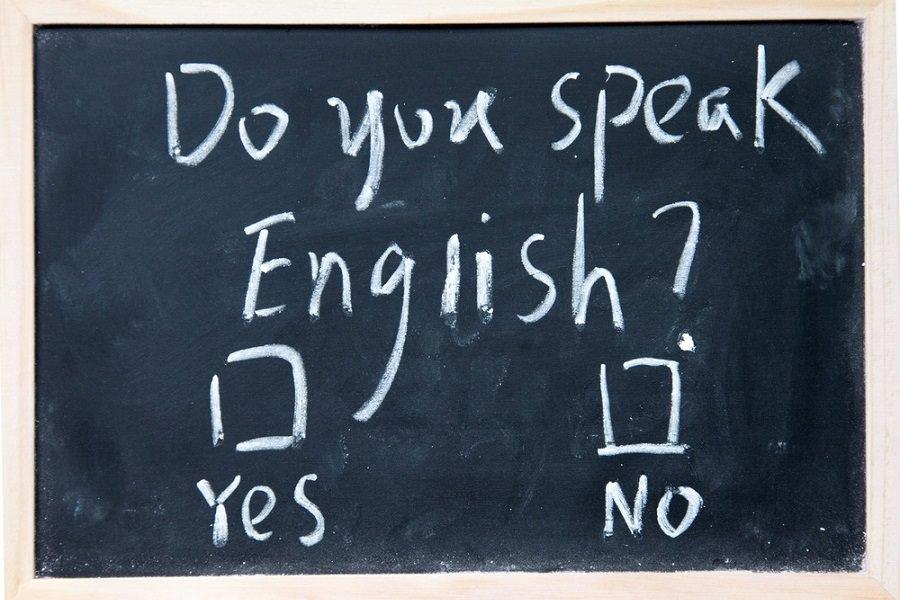 Le vocabulaire de base en Anglais