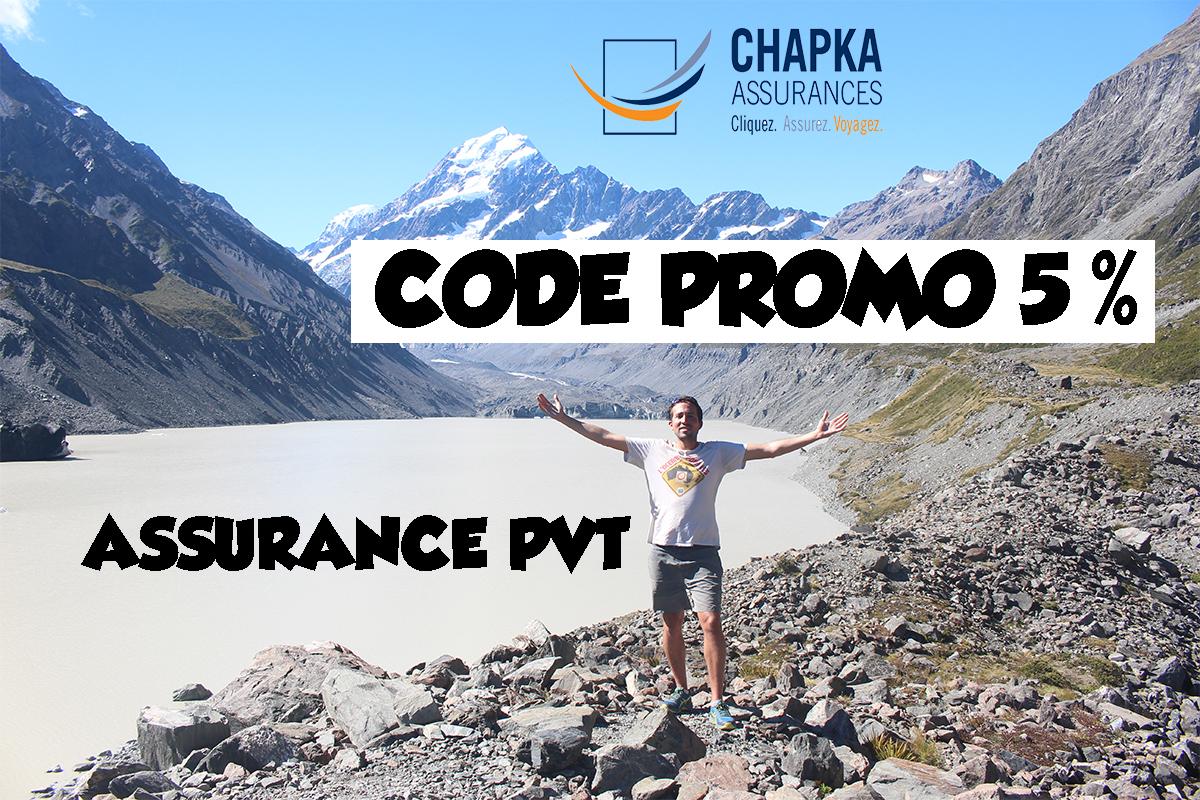Code Promo 5% Assurance PVT