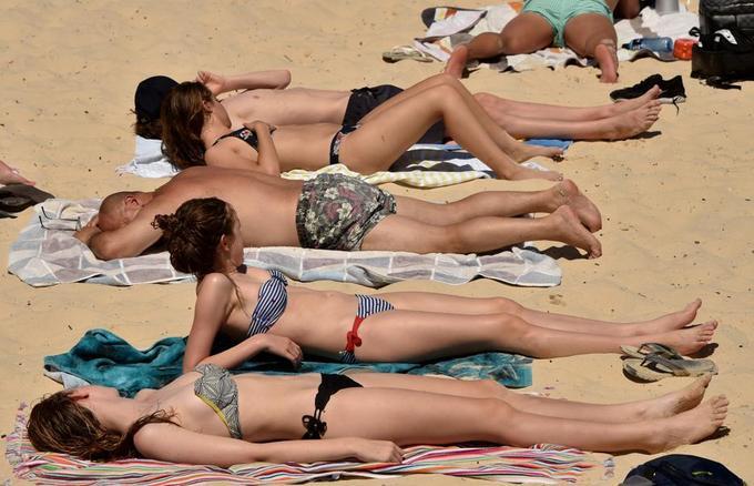 Australie plage