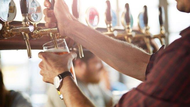 Chaleur bière gratuite