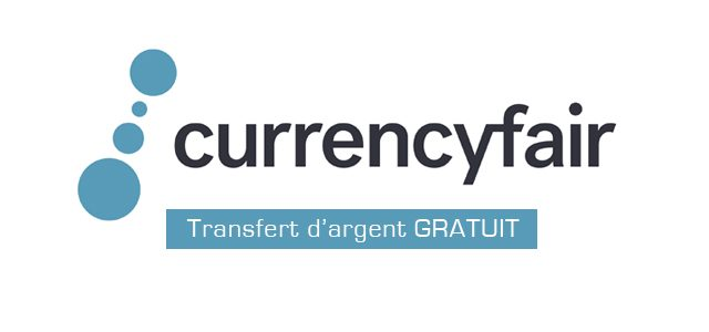 Transfert gratuit Australie CurrencyFair