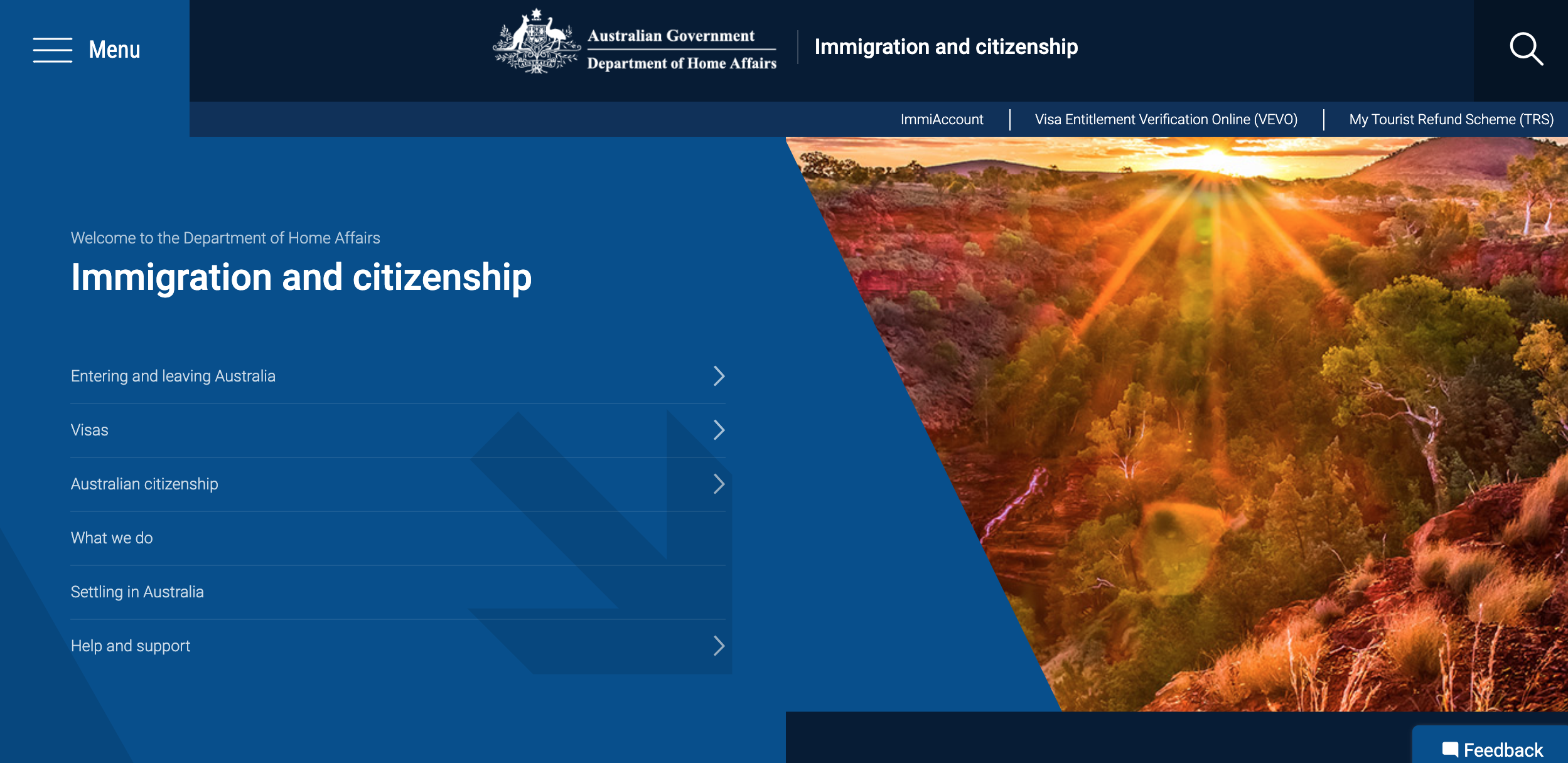 VISA PVT AUSTRALIE