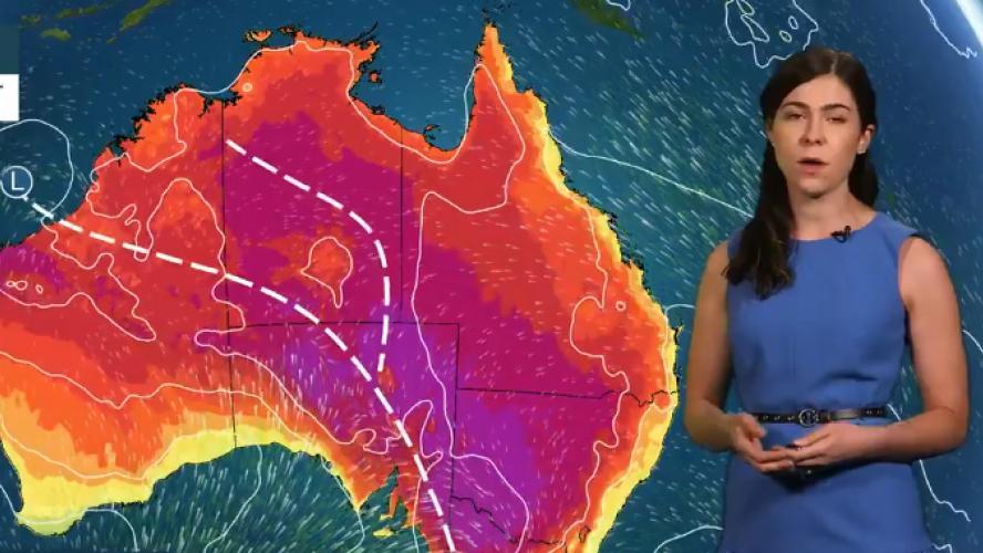 Record Température Australie
