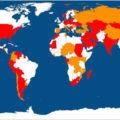 Coranavirus pays voyageurs interdits