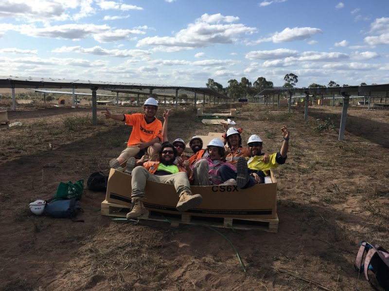 solar farm australia